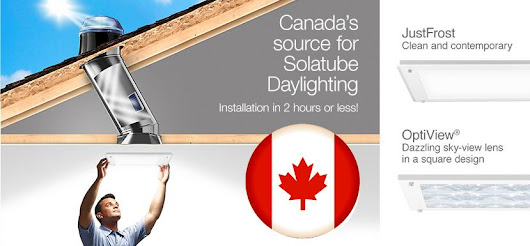 Solatube Skylights and Solar Powered Attic Fan Experts | Natural Light Solutions
