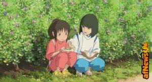 La Città Incantata di Miyazaki, da costruire in cartoncino!