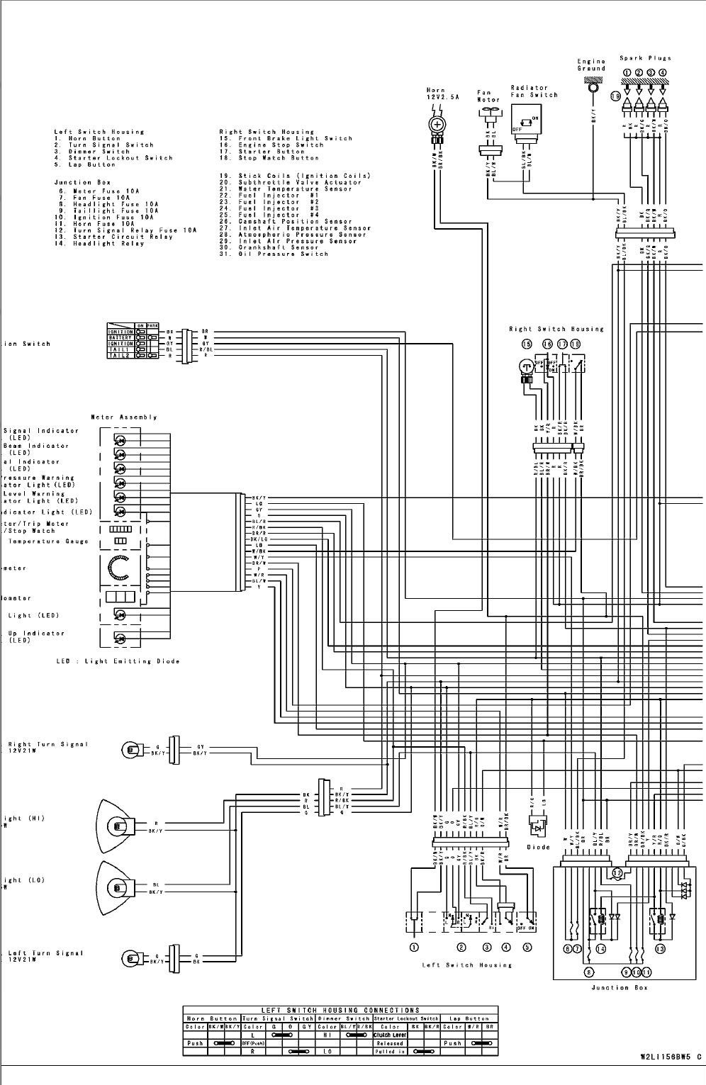 Aftermarket Ect Wiring Diagram