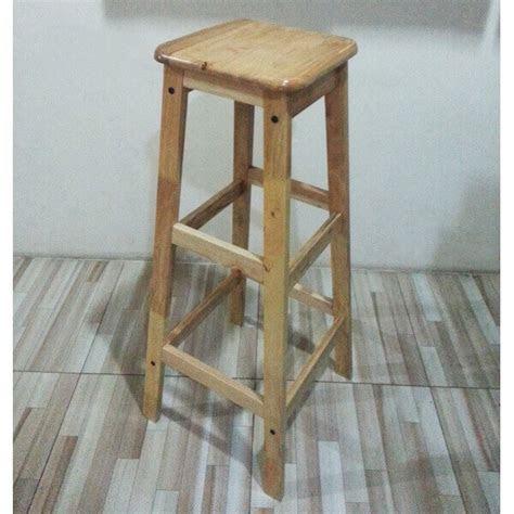 kursi kayu  sandaran qq warna beech  cm