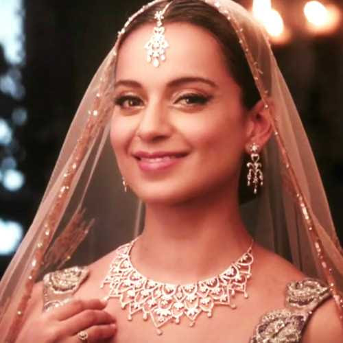 Kangana Ranaut makes a perfect bride in this new Nakshatra commerical!