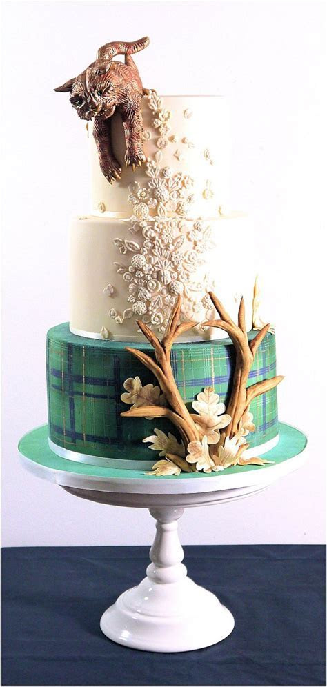 Cakes by Beth 2015 Wedding Cake Collection   Be Different!