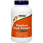 Now Foods Psyllium Husk Powder - 12 oz bottle