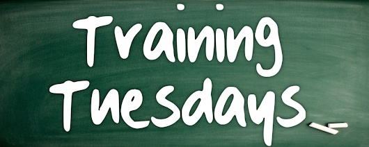 Training Tuesday! | City of Corpus Christi Learning Institute