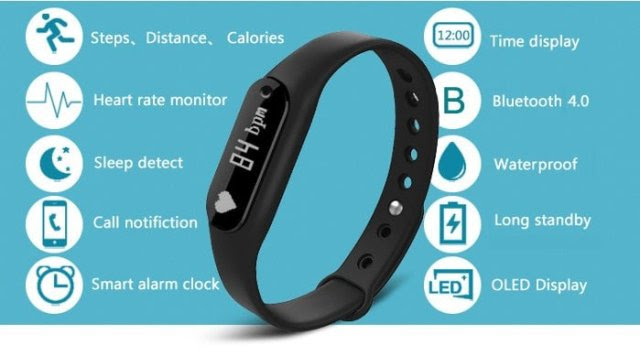 recensione-b6-bluetooth-smart-wristband
