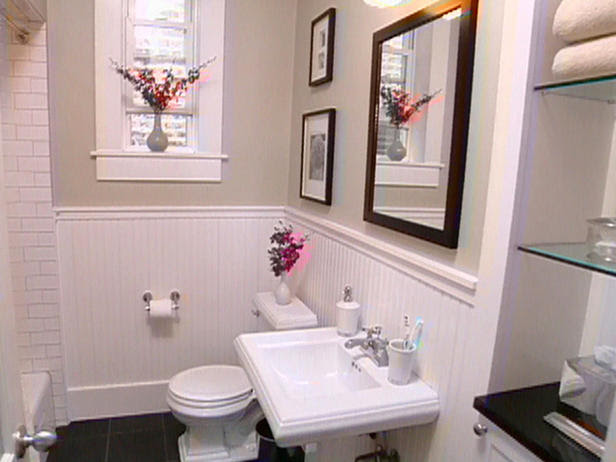 Quick bathroom remodeling on a budget | Home Designs Project