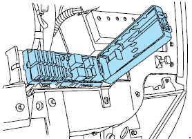 1995 1999 Ford Taurus Fuse Box Diagram Fuse Diagram