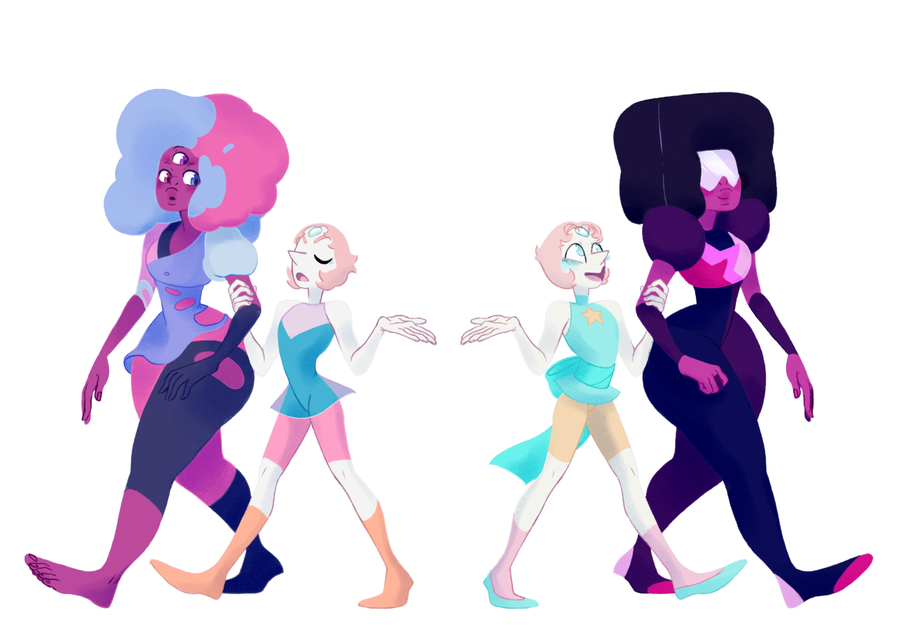 Love takes time 5750 years and still counting for the longest time I wanted to draw Cotton Candy Garnet! and OHGOSH she's so fun! Her colors are AMAZING! I love that hair.