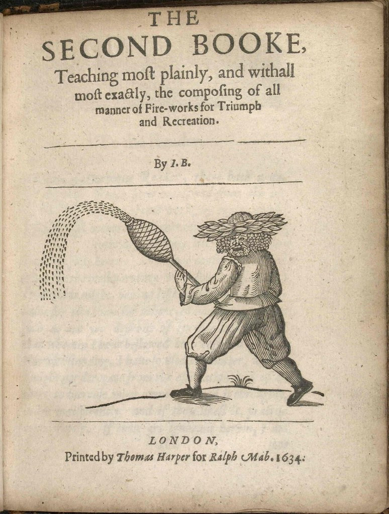 titlepage from John Bate: The Second Booke