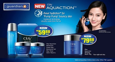 Olay AquAction