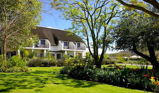 Wedgeview Country House & Spa - Stellenbosch Spa Hotel - South Africa Spa Hotels