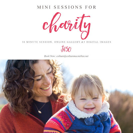Mini Sessions for Charity – Sparrow's Nest