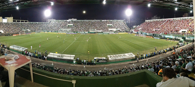 Resultado de imagem para Chapecoense x San Lorenzo