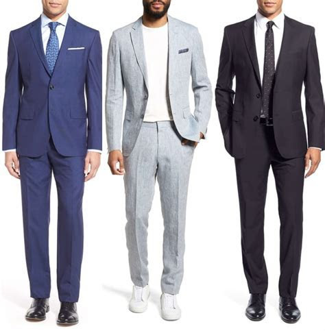 6 Mens Suits Perfect for Summer Weddings 2019 ? Cheap