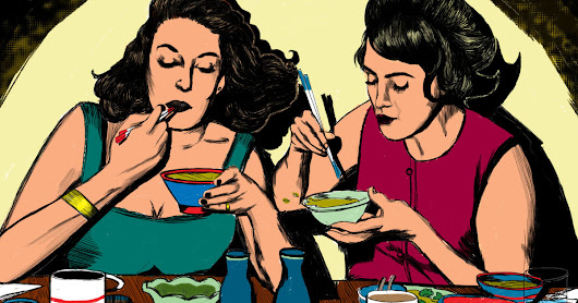 Pleasures of the Literary Meal