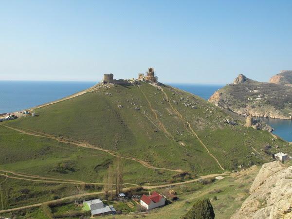 Крепостная гора 1