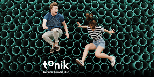 Get a £20 Amazon.co.uk Gift Card from Tonik Energy