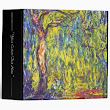 SOLD! - Weeping Willow Claude Monet Binder