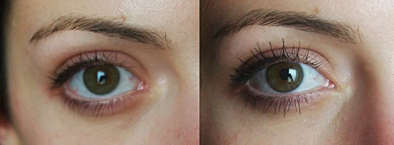 before after eyelash