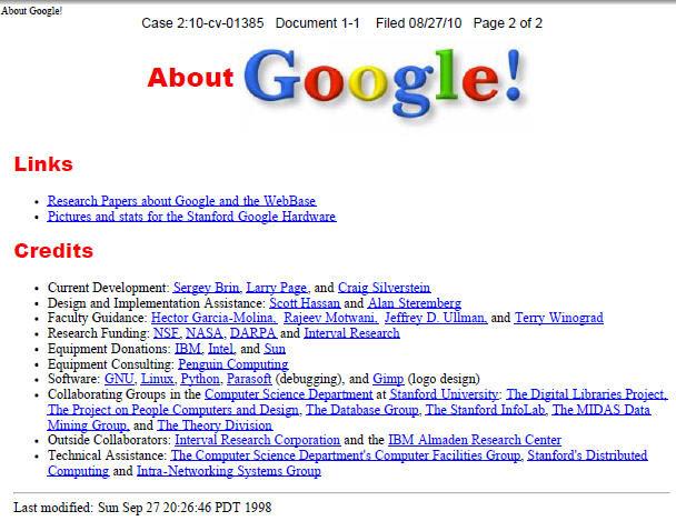 Allen x Google