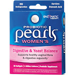 Pearls Pearls YB Yeast-Balancing Probiotics Capsules - 30 count