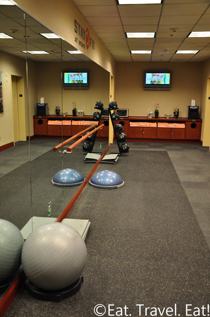 Grand Hyatt San Francisco: Stay Fit Gym 1