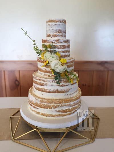 Boise Idaho Wedding Cakes by Greg Marsh Designer Cakes