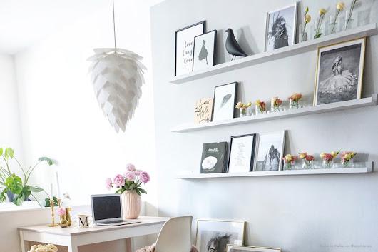 diy so kannst du deine ikea bilderleiste mosslanda schnell einfach in dein. Black Bedroom Furniture Sets. Home Design Ideas