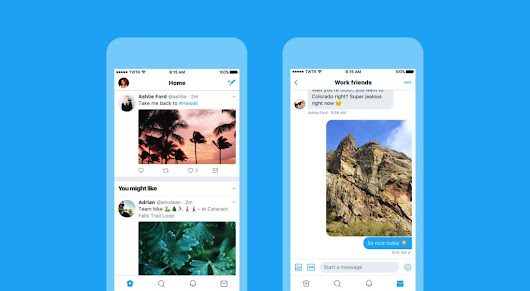 Twitter Launches a Redesign | Webdesigner Depot