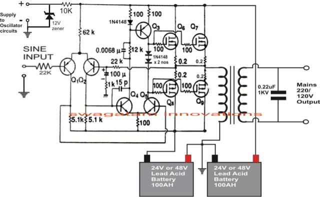 Ac To Dc Converter Circuit Diagram With Transformer Pdf