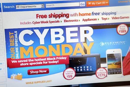 Cyber Monday could be crucial this year