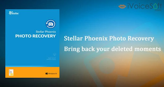 Stellar Phoenix Photo Recovery – The software that makes other tools nervous - iVoicesoft.com