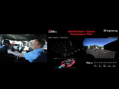 .毫米波雷達感測器在無人駕駛中的作用及市場趨勢