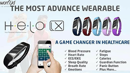 Benefits of wearing a personal monitoring device