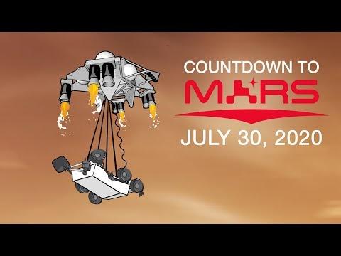 """¡Di """"Bon Voyage"""" a nuestro Rover """"Perseverance"""" de Marte!"""
