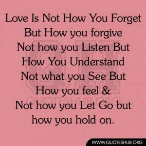 You Can Forgive But Not Forget Quotes