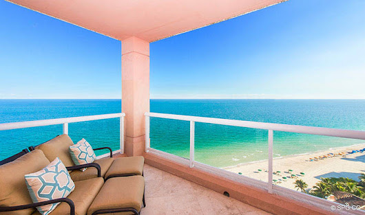 Residence 17B, Tower II at The Palms, Luxury Oceanfront Condos in Fort Lauderdale, Florida 33305.
