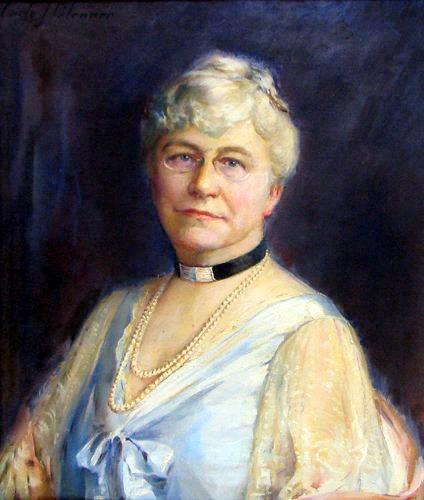 Portrait Of Catherine Wlson