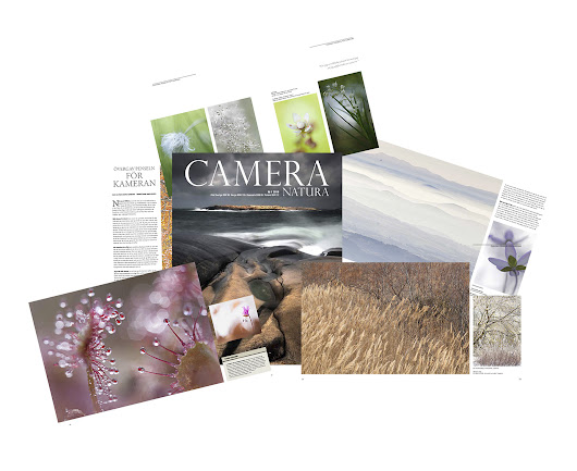 Publication in Swedish magazine: Camera Natura