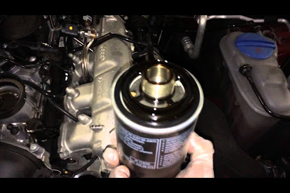 2014 Audi Q5 Oil Filter Location