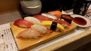 寿司10巻
