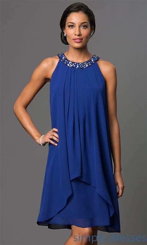 Shop royal blue party dresses and cocktail dresses with