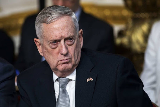 James Mattis Has Arrived At The Border With A Plan To Stop The Caravan