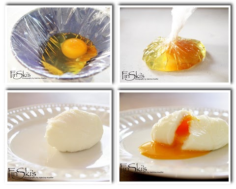 Best Way To Cook Poached Eggs In Cling Film
