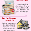 Top 3 Reasons to De-clutter Your Home for Sale - Massachusetts Real Estate- Merrimack Valley