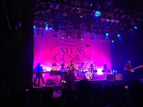 Atlas Genius (10/2/13)