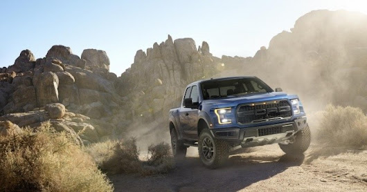 2017 Ford Raptor: A Step above the Rest