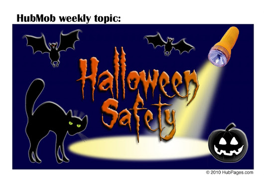 Halloween Safety Tips for Salvation of Souls