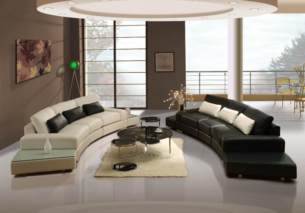 25 Modern Living Room Decor Ideas - The WoW Style