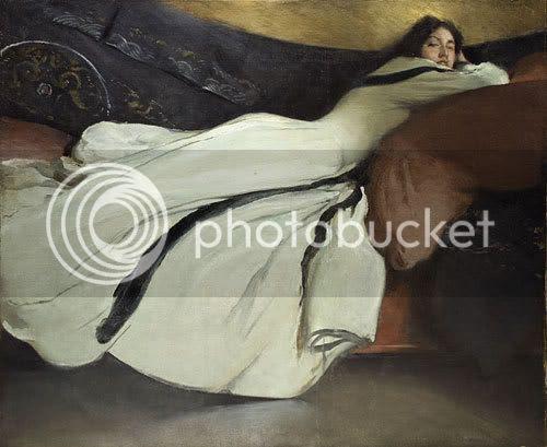 Repose, The Met, Classic Art
